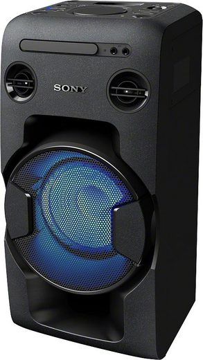Sony MHC-V11 Party-Lautsprecher (Bluetooth, NFC)