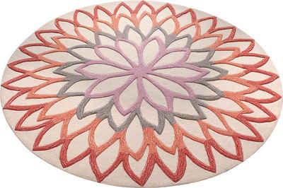 Teppich rund bunt  Runde Teppiche online kaufen » Tolle Rundteppiche | OTTO