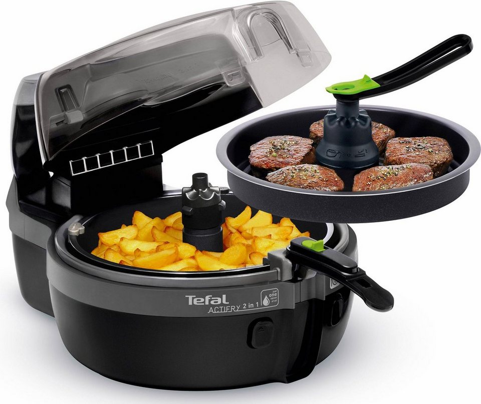 tefal hei luft fritteuse yv9601 actifry 2in1 1400 watt online kaufen otto. Black Bedroom Furniture Sets. Home Design Ideas