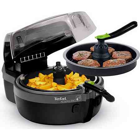 Tefal Heißluft-Fritteuse YV9601 ActiFry 2in1, 1400 Watt