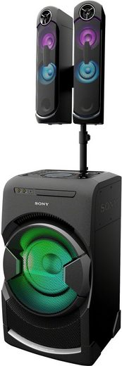 Sony Sony MHC-GT4D Party-Lautsprecher (Bluetooth, NFC)