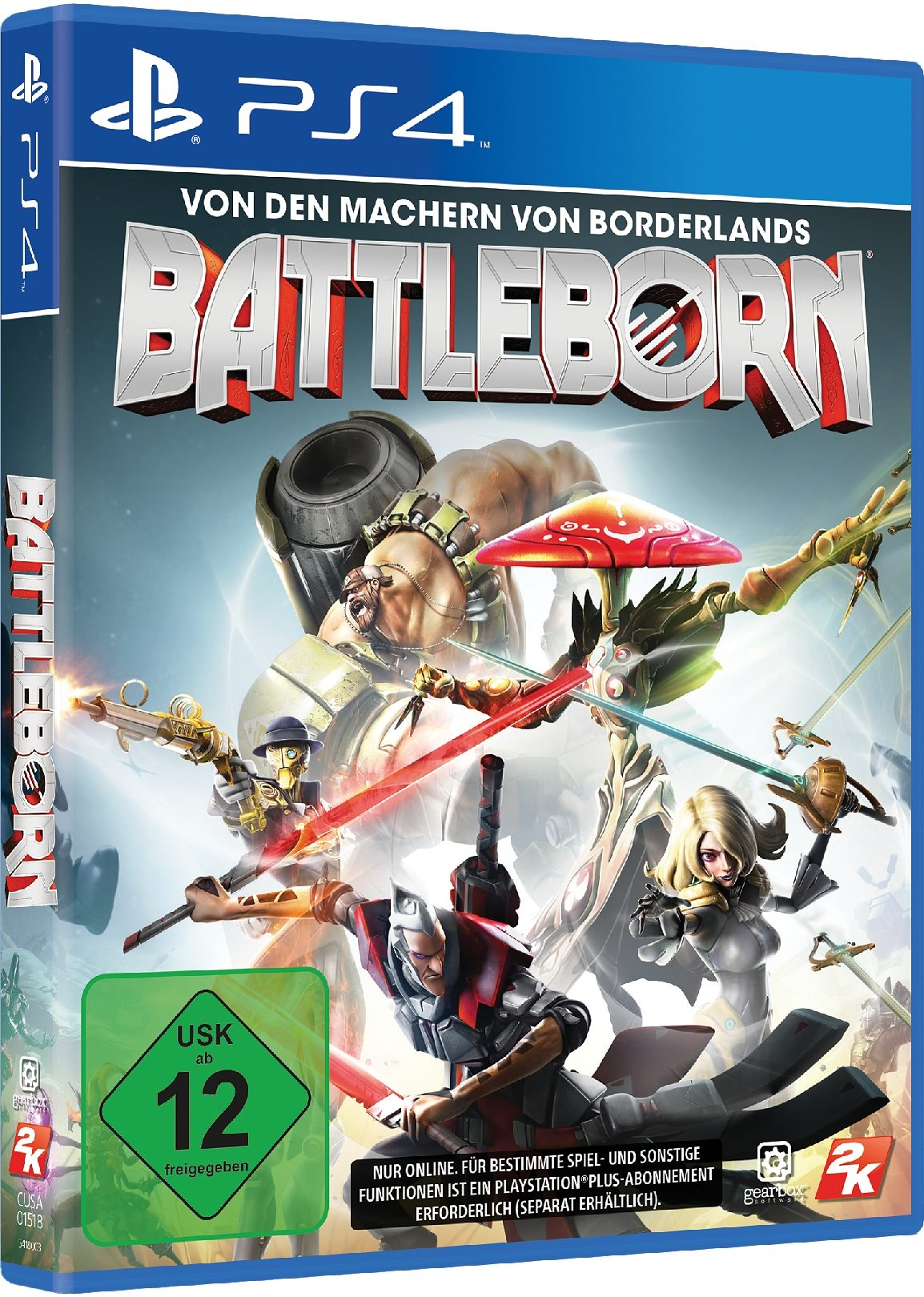 Take 2 Battleborn »(PS4)«