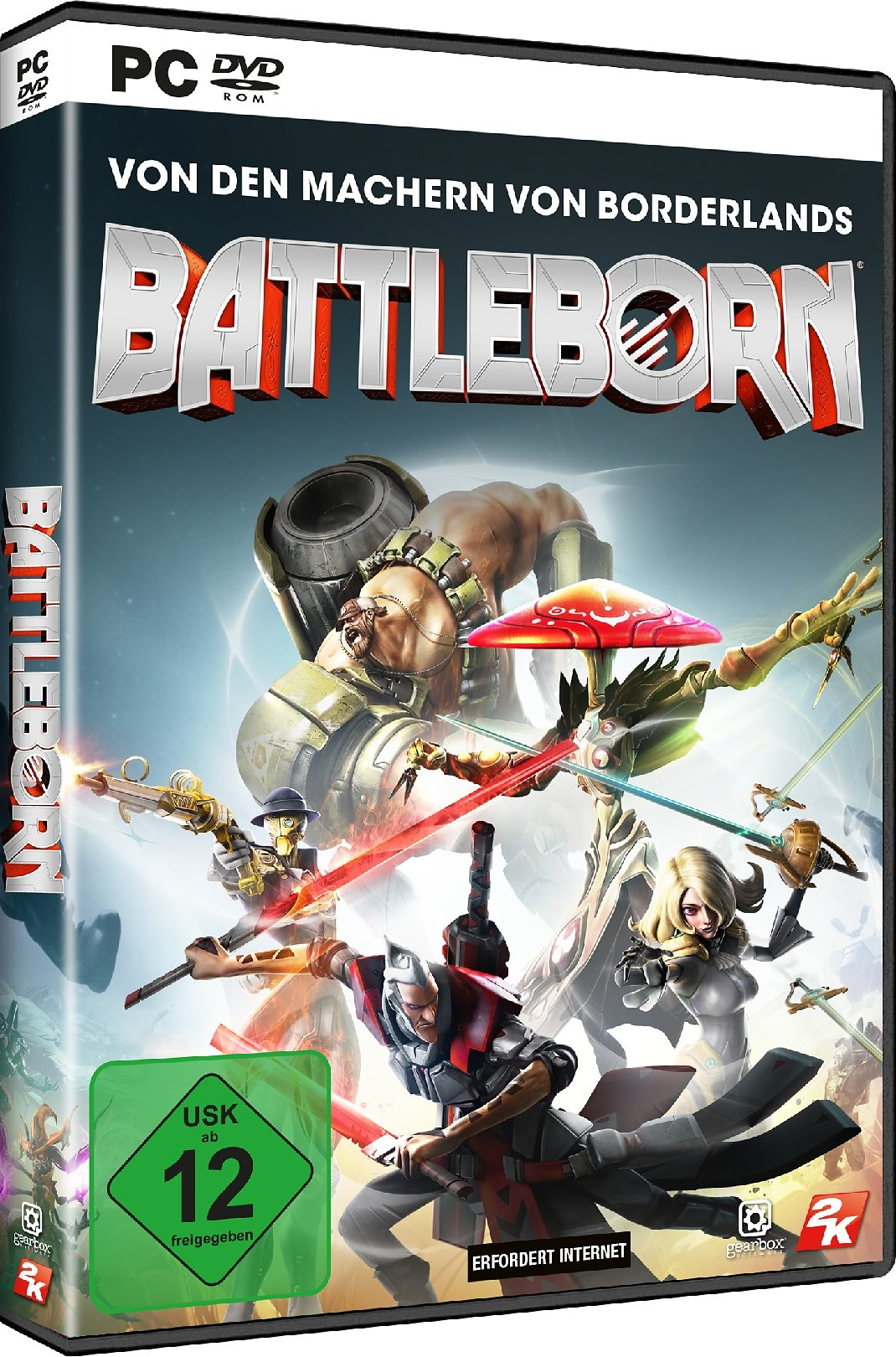 Take 2 Battleborn »PC«