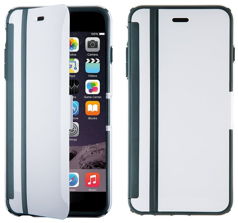 """Speck HardCase »CandyShell Wrap iPhone (6/6S) 4.7"""" White/Charcoal « in weiss"""