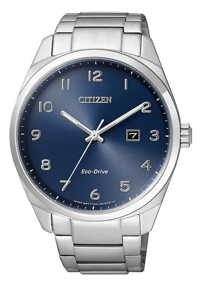 Citizen Armbanduhr, »BM7320-87L« in silberfarben