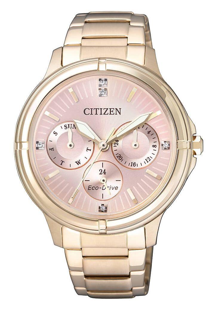 Citizen Multifunktionsuhr »FD2033-52W«
