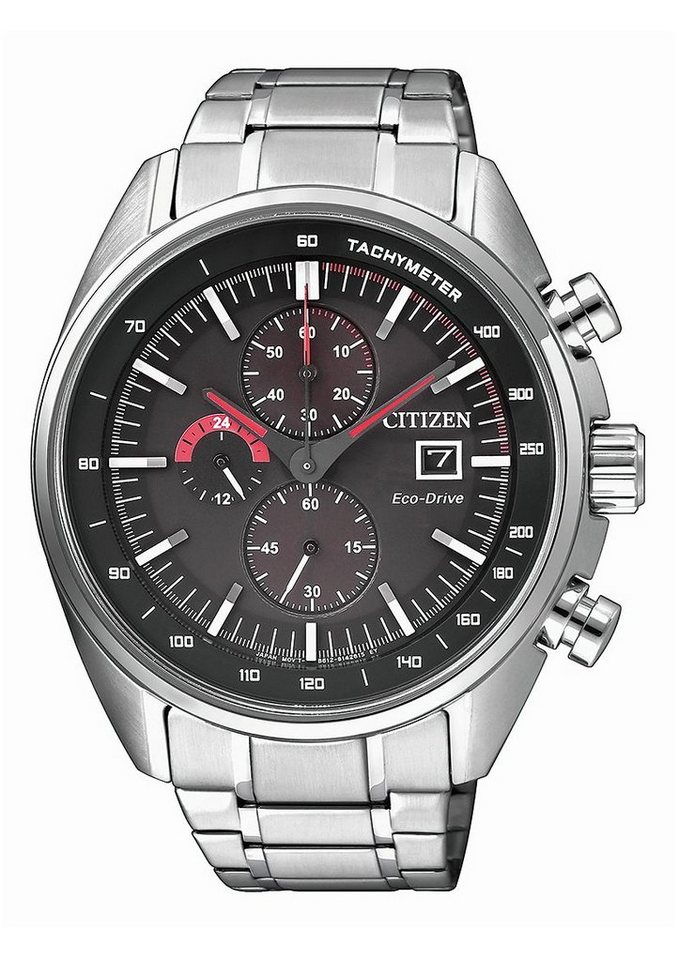 Citizen Chronograph, »CA0590-58E« in silberfarben
