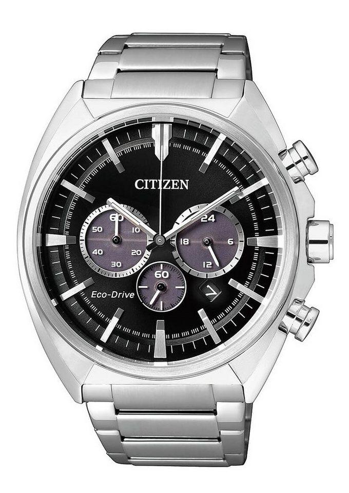 Citizen Chronograph, »CA4280-53E« in silberfarben