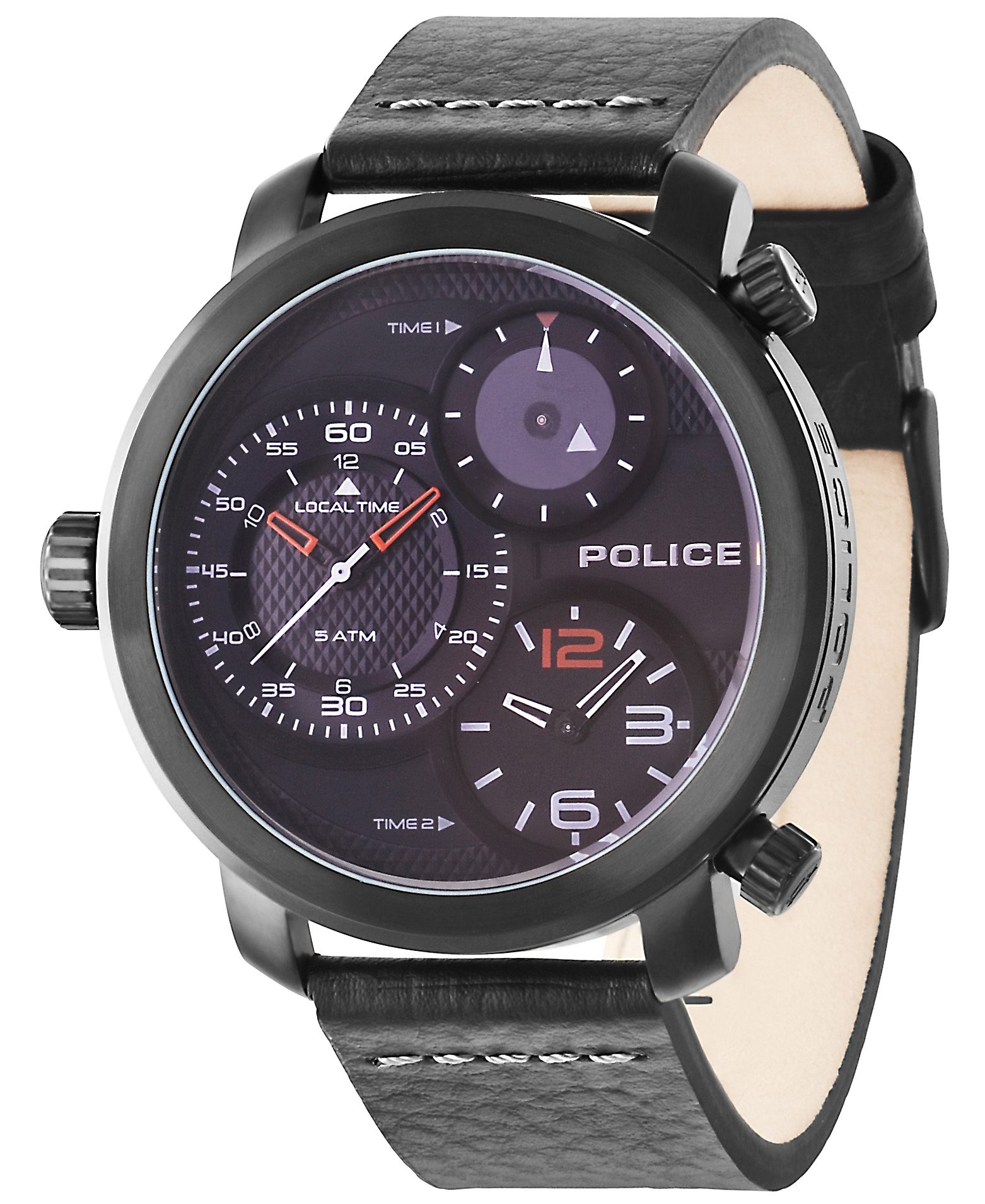 Police Multifunktionsuhr, »MAMBA, PL.14500XSB/02«