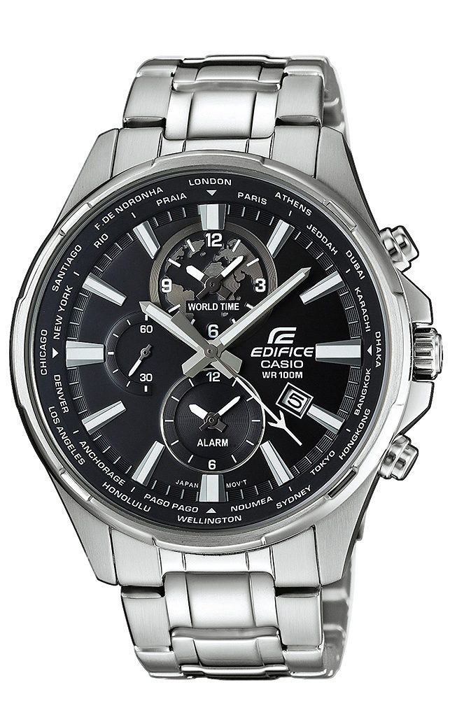 Casio Edifice Multifunktionsuhr »EFR-304D-1AVUEF«