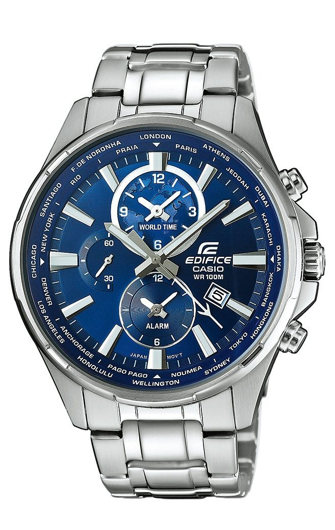 Casio Edifice Multifunktionsuhr »EFR-304D-2AVUEF«