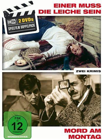 DVD »Einer muß die Leiche sein / Mord am Montag«