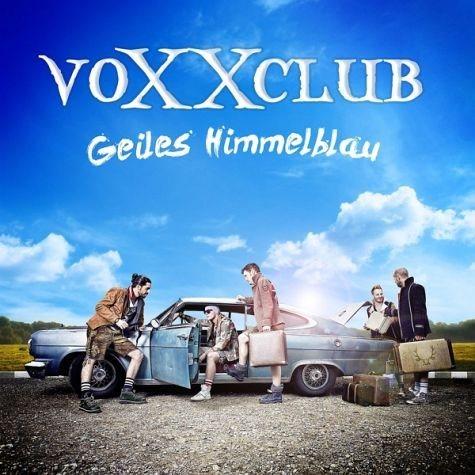 Audio CD »voXXclub: Geiles Himmelblau«