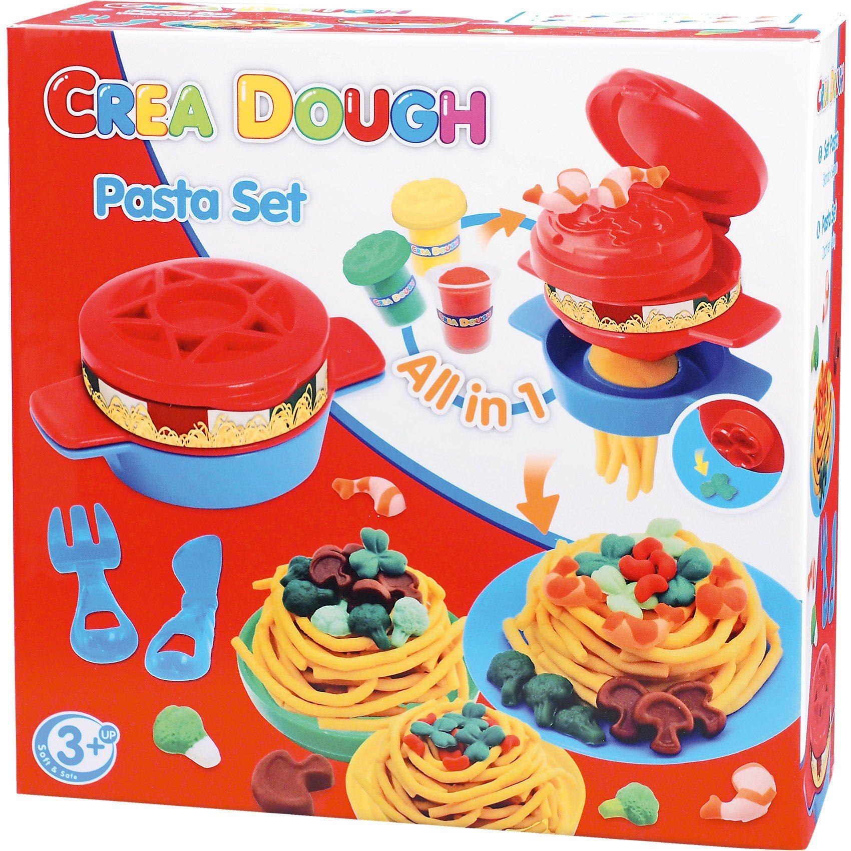 Knet-Set Pasta
