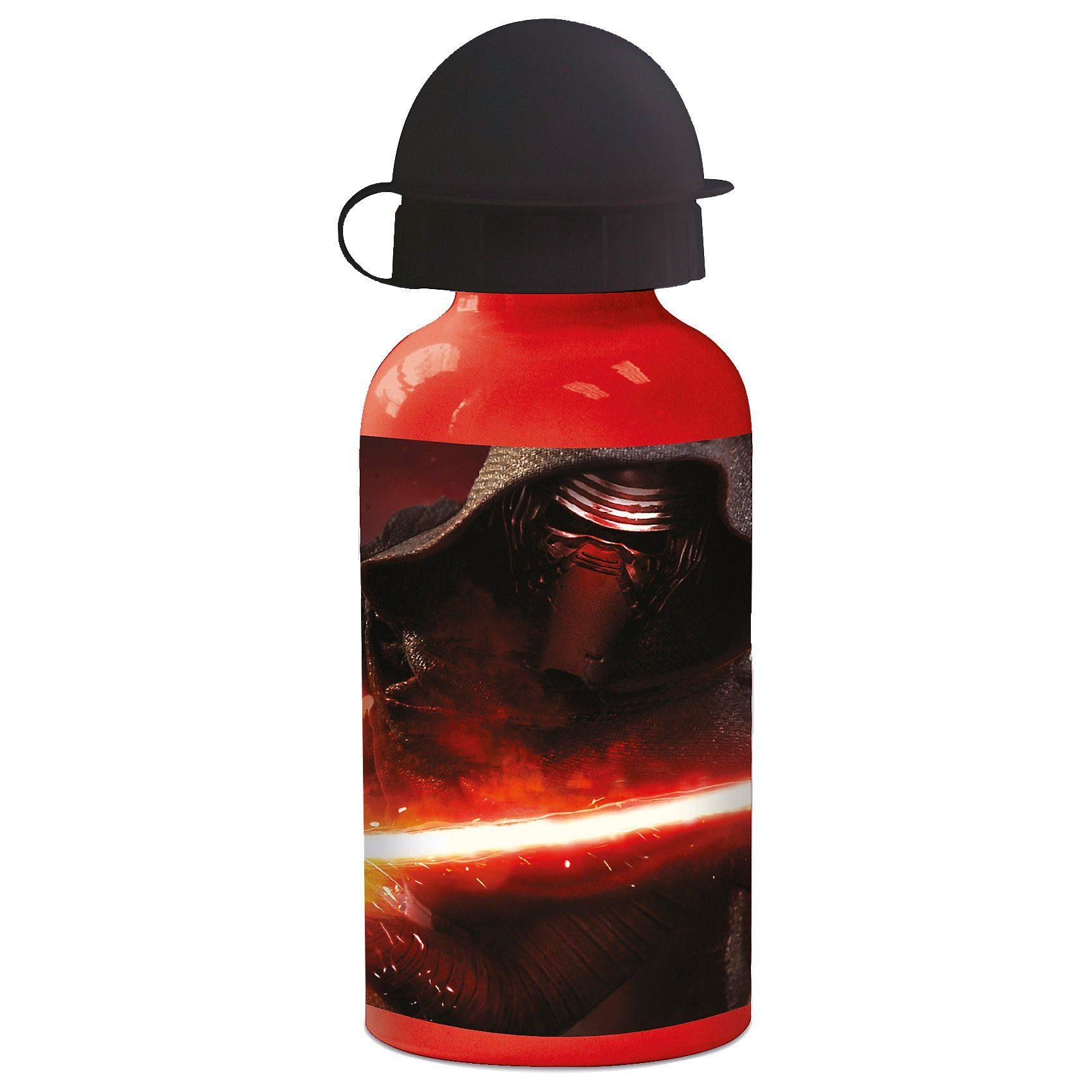 p:os Alu-Trinkflasche Star Wars, 400 ml