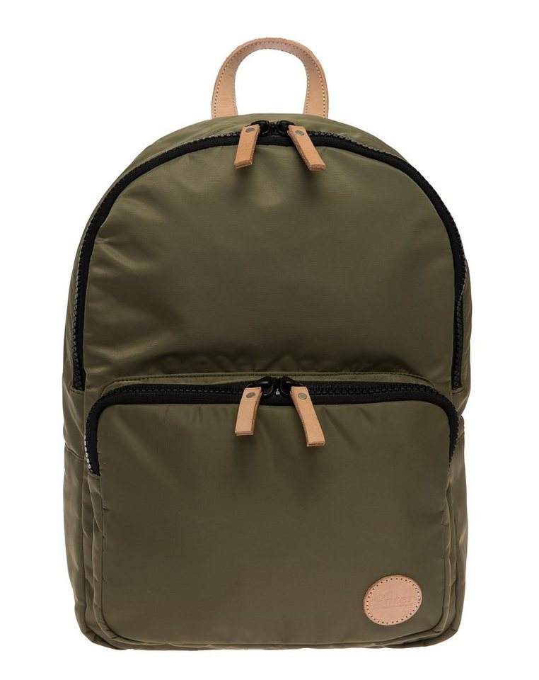 Enter Street-Style-Rucksack, »Gym Backpack, Army Green/Natural« in grün
