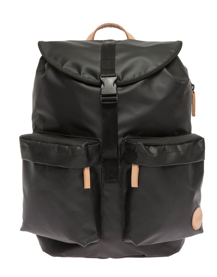Enter Wasserabweisender Rucksack, »Hiker Backpack, Black/Natural« in schwarz