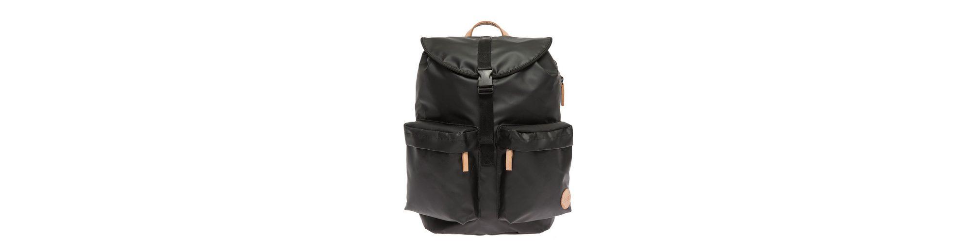 Enter Wasserabweisender Rucksack, »Hiker Backpack, Black/Natural«