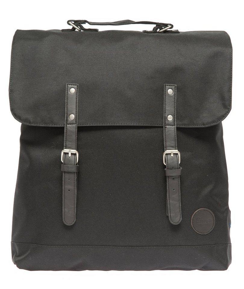 enter rucksack mit 15 zoll laptopfach backpack black online kaufen otto. Black Bedroom Furniture Sets. Home Design Ideas
