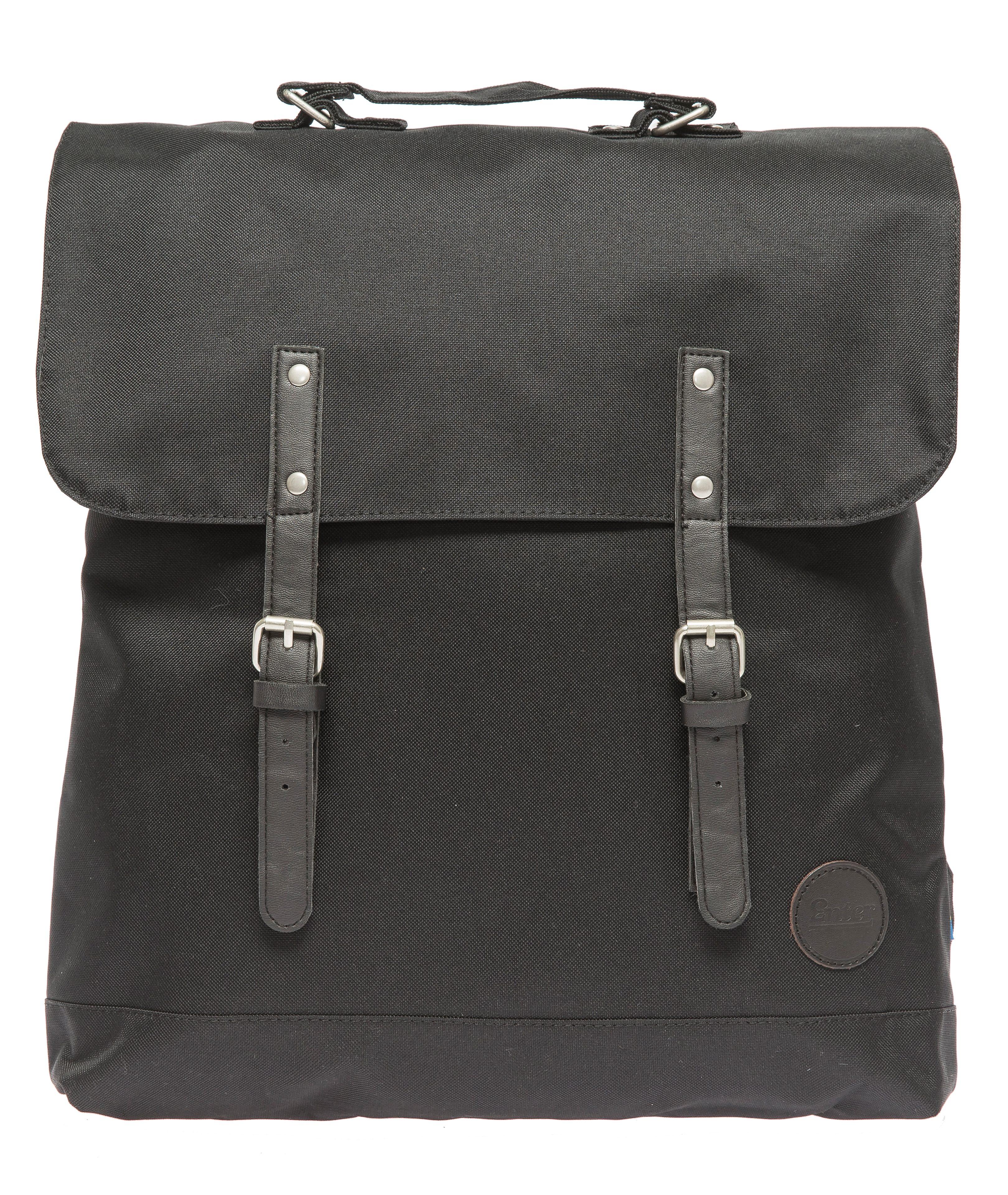 Enter Rucksack mit 15 Zoll Laptopfach, »Backpack, Black«