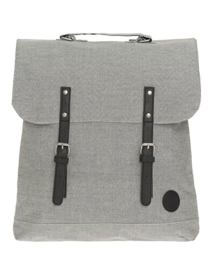 Enter Rucksack mit 15 Zoll Laptopfach, »Backpack, Melange Black« in schwarz