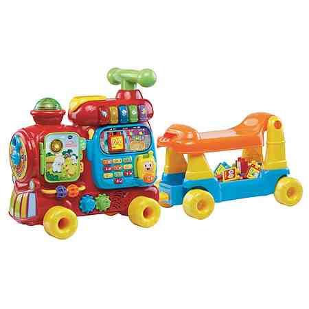 VTech Lernspielzeug 15-tlg., »ABC-Eisenbahn«
