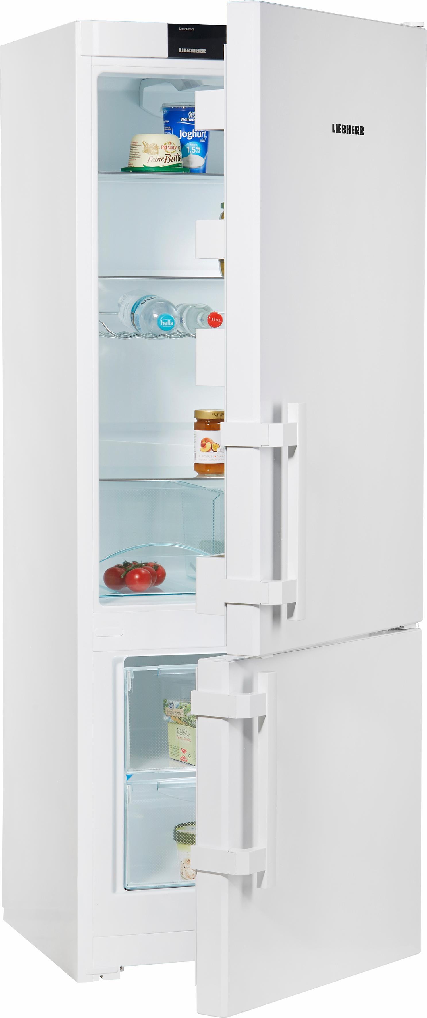 Liebherr Kühl-Gefrier-Kombination CU 2915-20, A++, 162,3 cm hoch