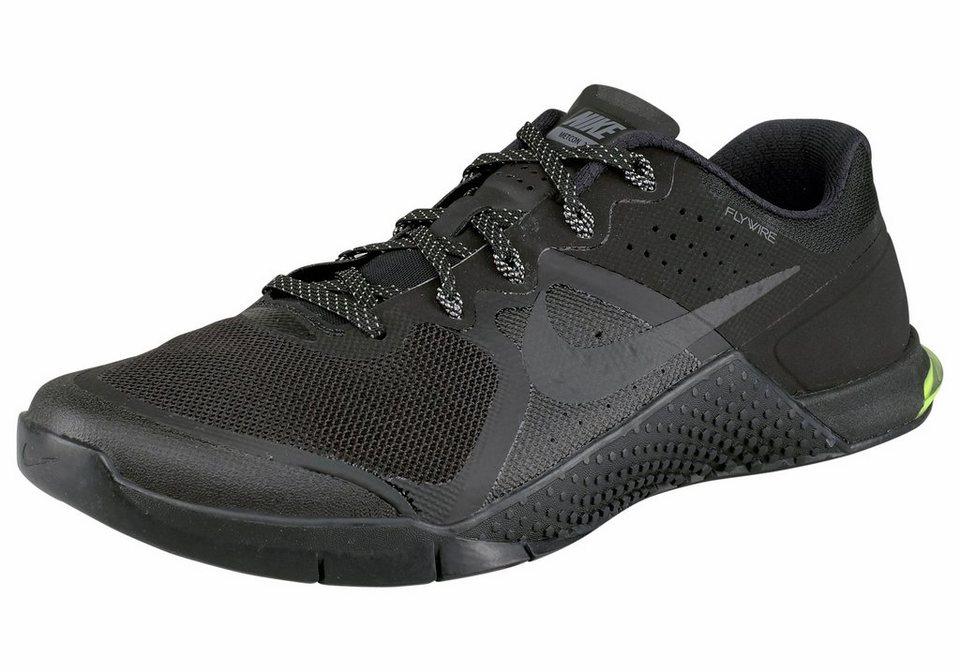 Nike Metcon 2 Trainingsschuh in Schwarz