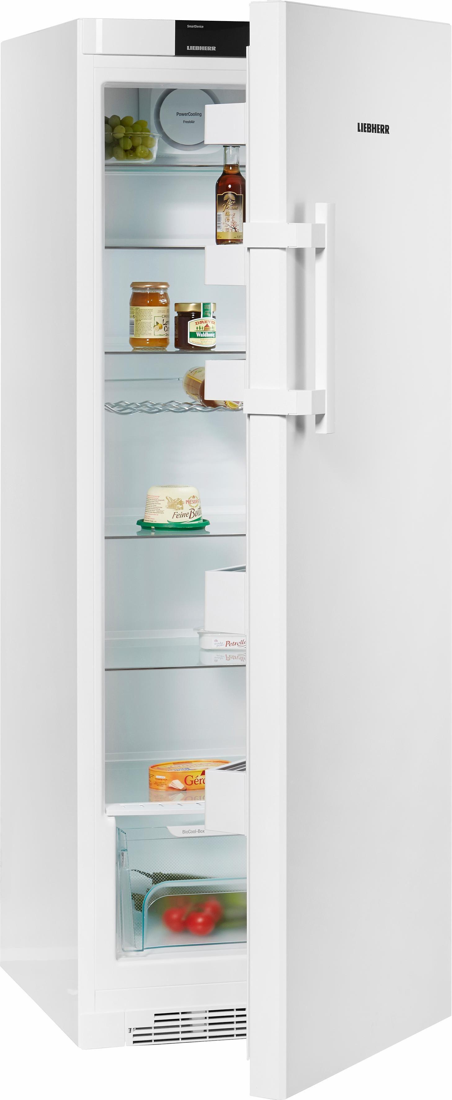 Liebherr Standkühlschrank K 3710-20, A+++, 165 cm hoch