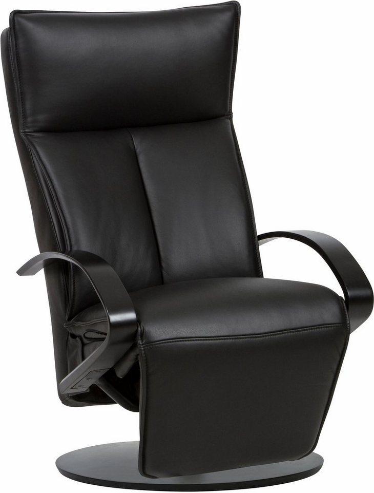 Relaxsessel »Codi 3000« mit integrierter Relaxposition de Luxe in schwarz