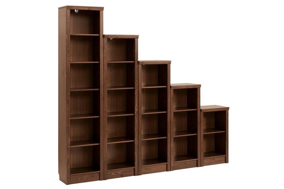 heine home regal aus massivholz online kaufen otto. Black Bedroom Furniture Sets. Home Design Ideas