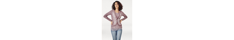 LINEA TESINI by Heine Shirtweste Billig Verkaufen Niedrigsten Preis Online Einkaufen 3TwH5Hh5B
