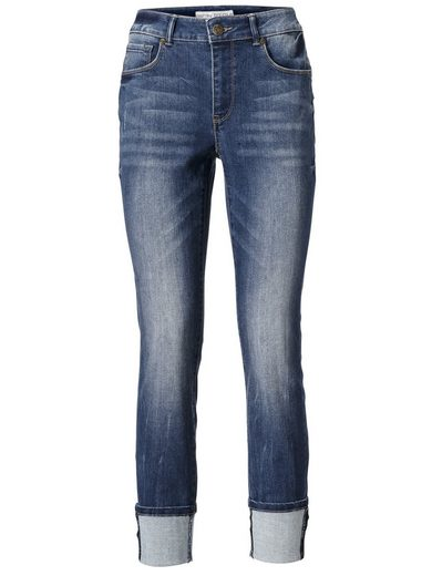 ASHLEY BROOKE by Heine Bodyform-7/8-Jeans mit Bauch-weg-Funktion
