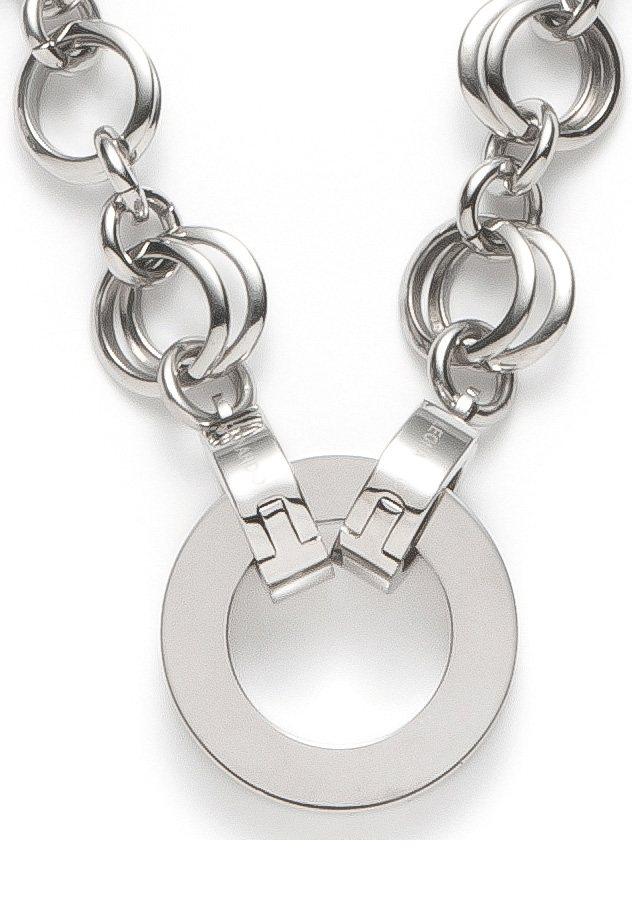 Jewels by Leonardo Charm-Kette, »darlin's basic freestyle, 013558« in silberfarben