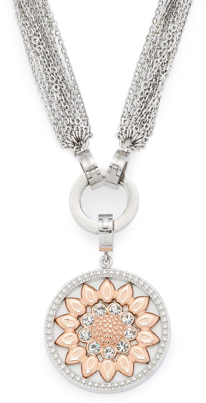 Jewels by Leonardo Schmuckset mit Kristallsteinen (Set, 3 tlg.), »darlin's fiore, 015794«