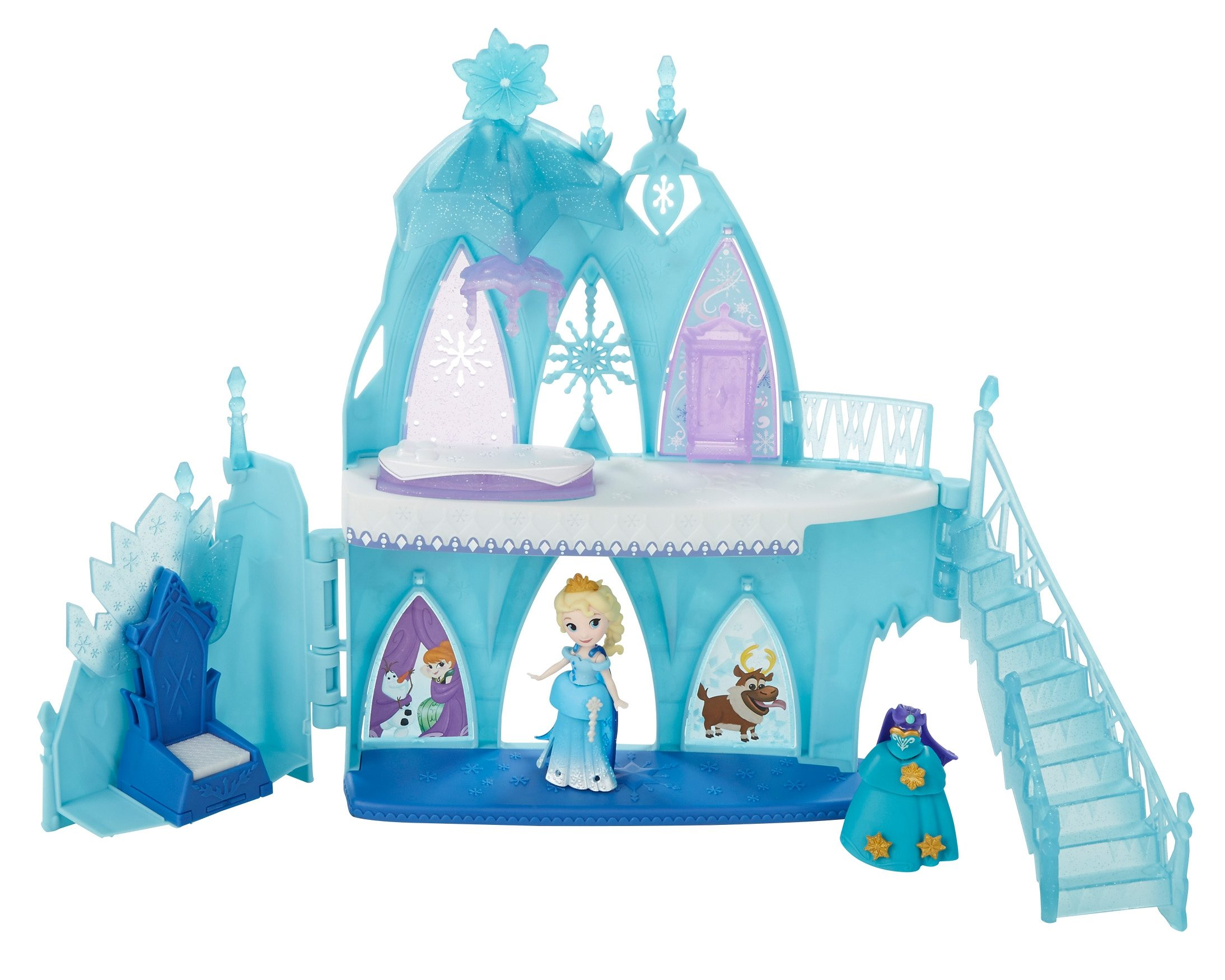 Hasbro Elsa's Eispalast, »Disney Die Eiskönigin - Little Kingdom«