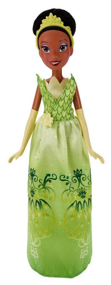 Hasbro Puppe 27 cm, »Disney Princess Schimmerglanz Tiana«