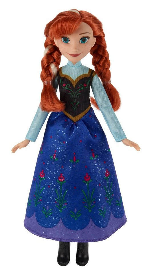 Hasbro Puppe 27 cm, »Disney Eiskönigin - Anna«