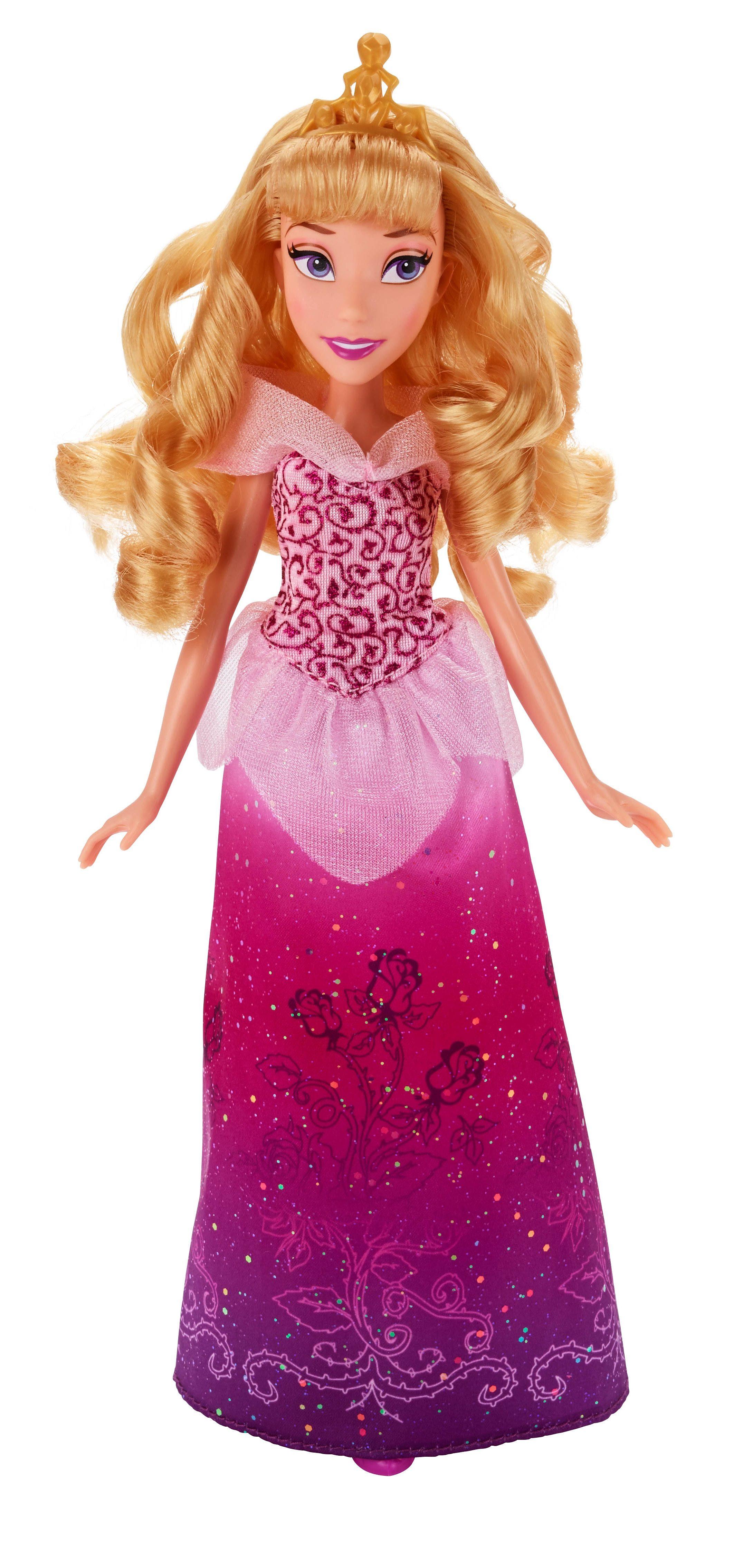Hasbro Puppe 27 cm, »Disney Princess - Schimmerglanz Aurora«