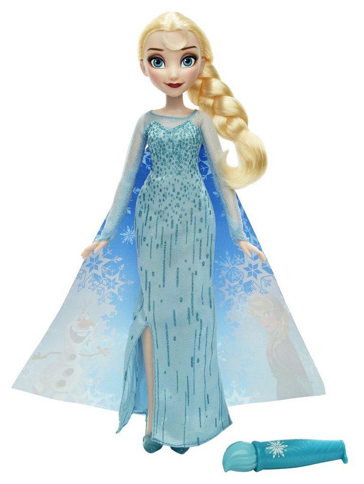Hasbro Puppe 28 cm, »Die Eiskönigin Magischer Modezauber Elsa«