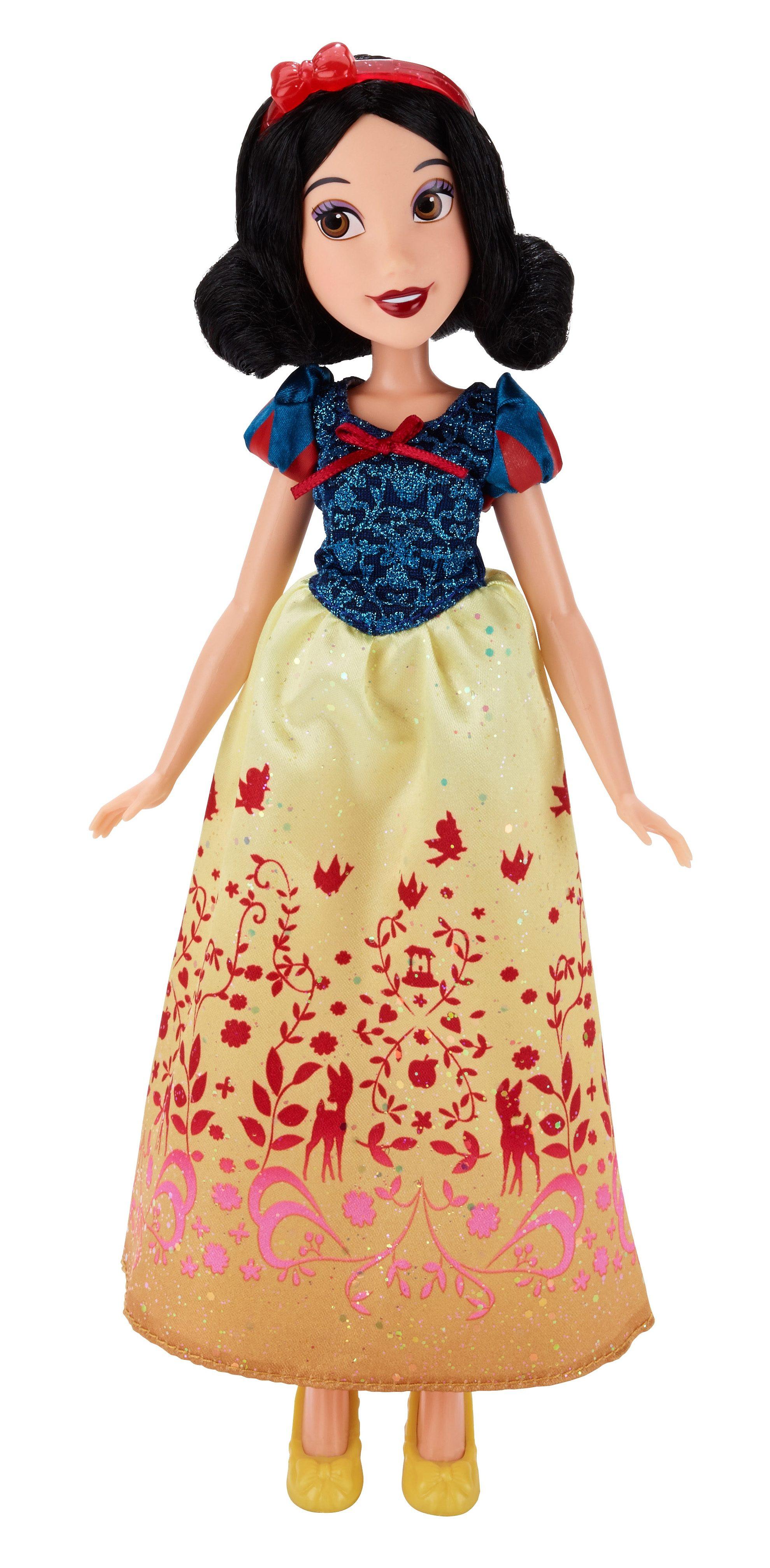 Hasbro Puppe, »Disney Princess - Schimmerglanz Scheewittchen«