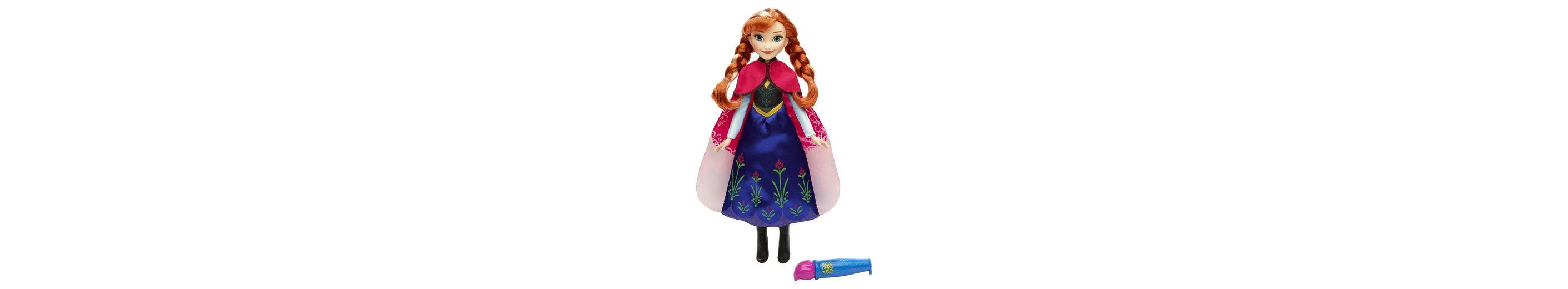 Hasbro Puppe 27 cm, »Die Eiskönigin Magischer Modezauber Anna«
