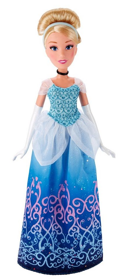Hasbro Puppe 27 cm, »Disney Princess - Schimmerglanz Cinderella«