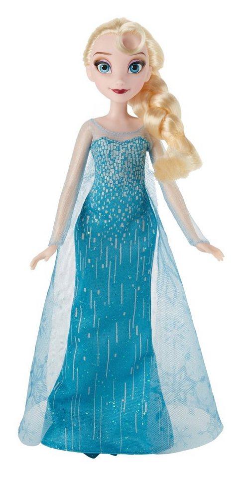 Hasbro Puppe 28 cm, »Disney Die Eiskönigin - Elsa«