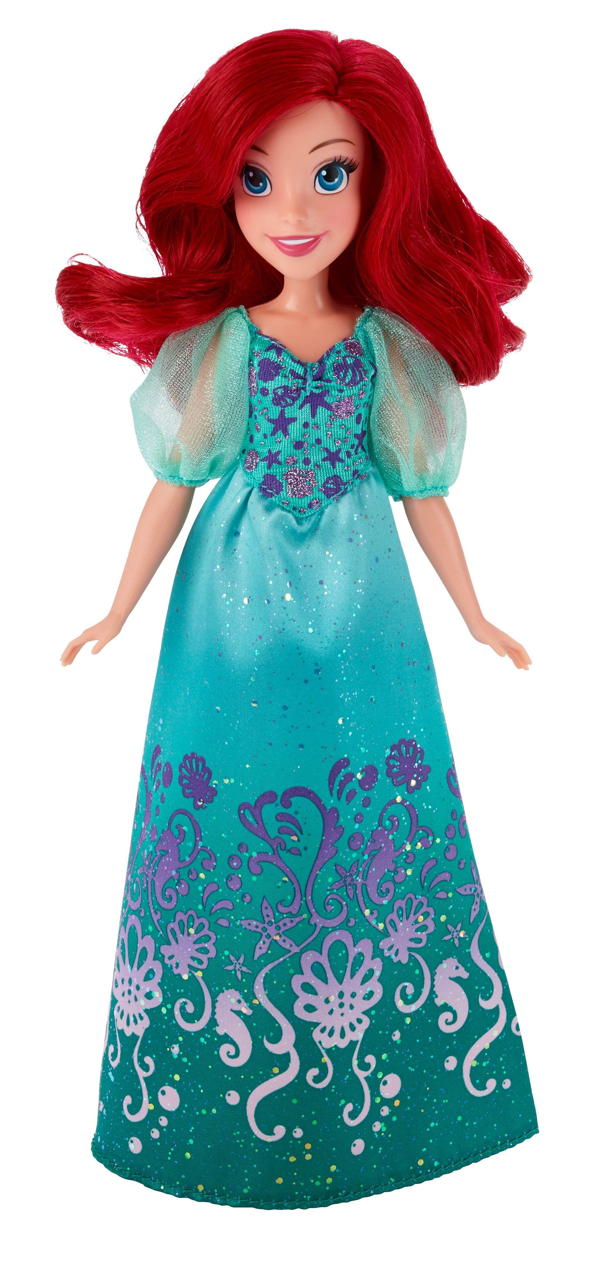 Hasbro Puppe 27 cm, »Disney Princess - Schimmerglanz Arielle«