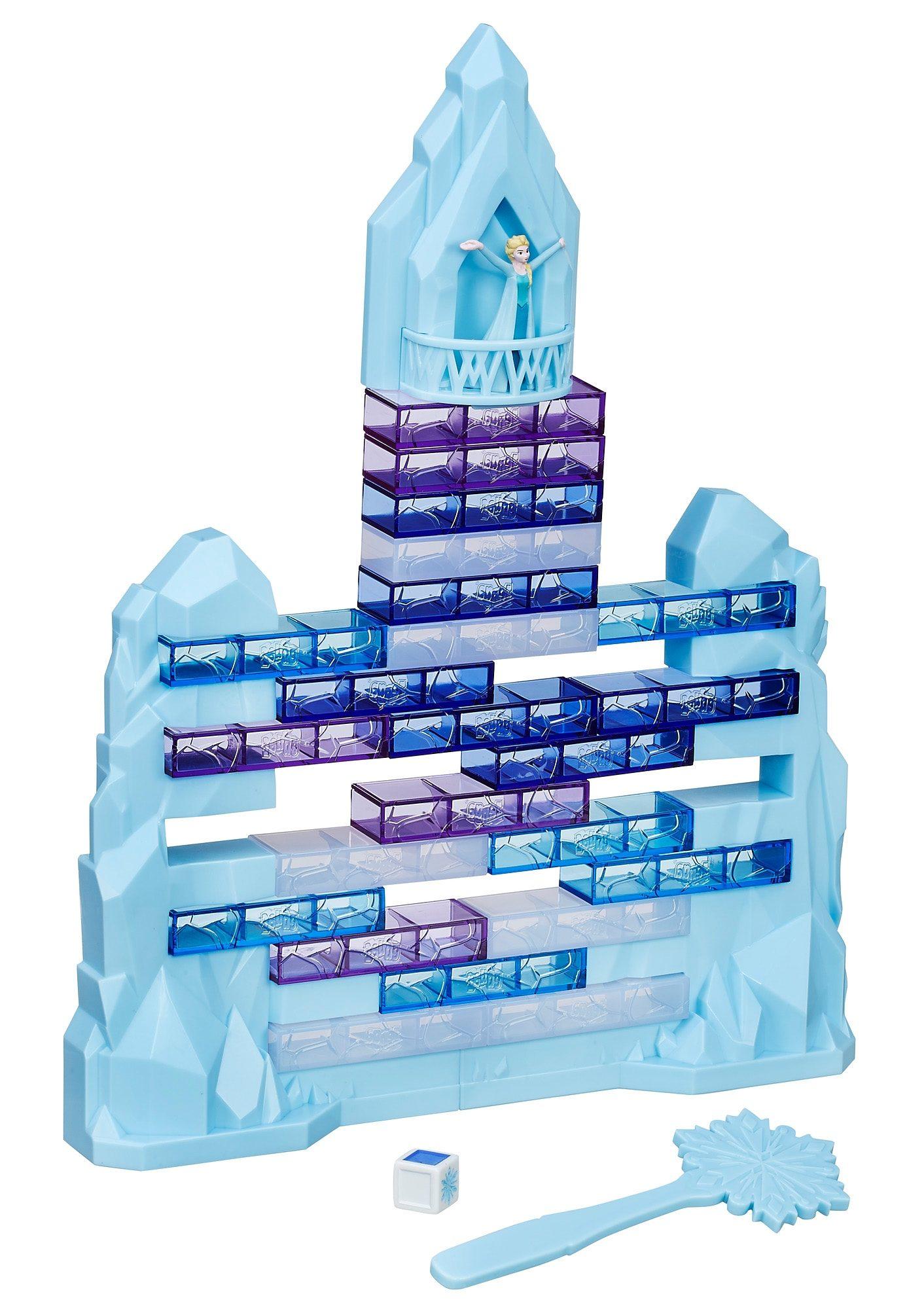 Hasbro Geschicklichkeitsspiel, »Disney Die Eiskönigin Jenga Elsas Eisturm«