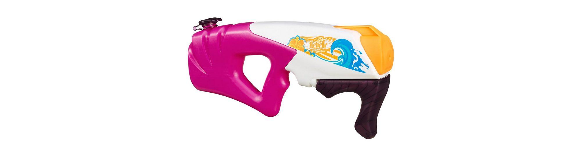 Hasbro Wasserspritzpistole, »Nerf Rebelle Super Soaker Infinity Rush«