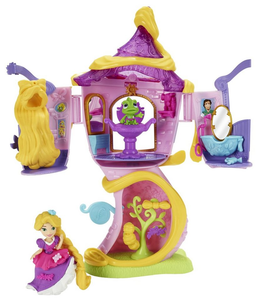Hasbro Rapunzel's Styling-Turm, »Disney Princess - Little Kingdom«