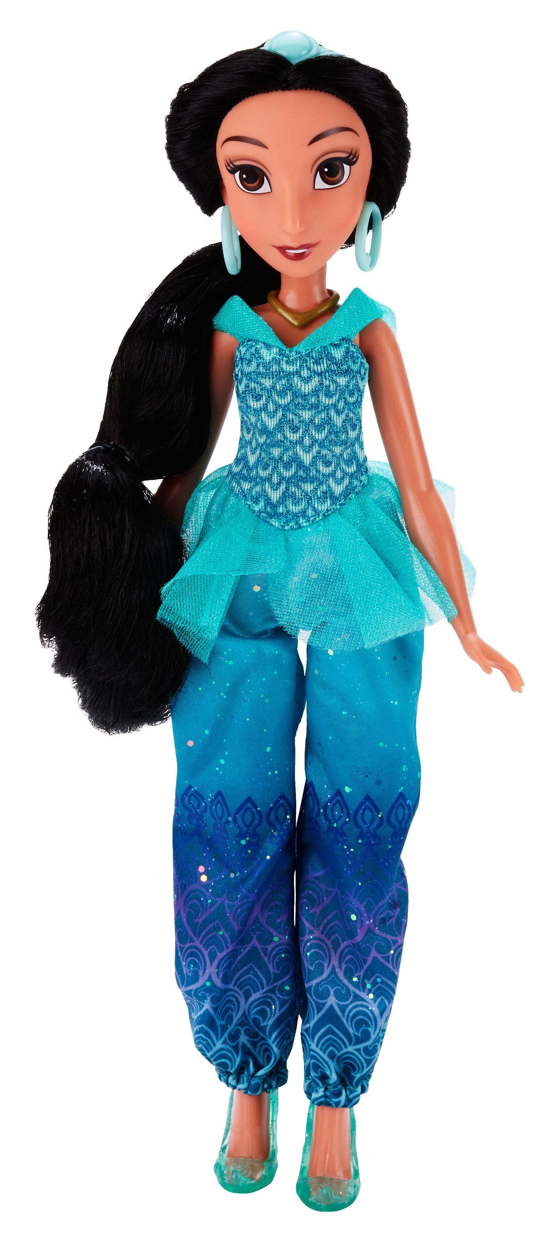 Hasbro Puppe 27 cm, »Disney Princess - Schimmerglanz Jasmin«