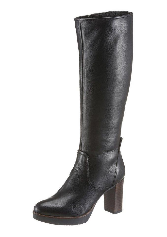 Arizona Stiefel in schwarz